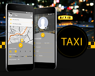 Taxi.User-ionic app theme