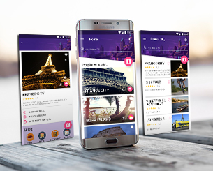 Im Tourist-ionic app theme