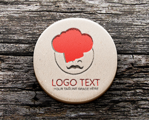 Food Logo ionic app theme