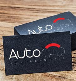 Cars Logo ionic app theme