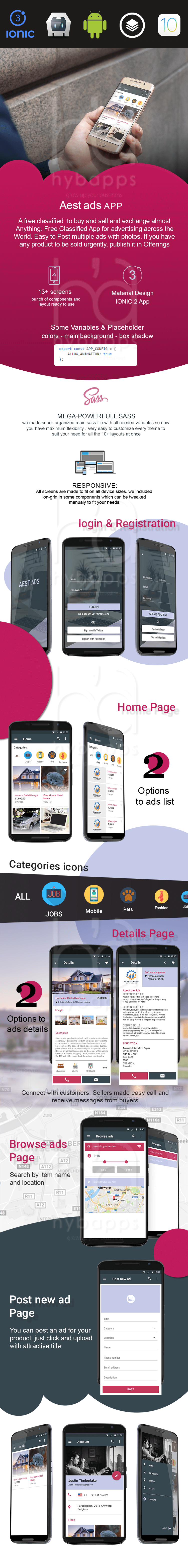 Aest Ads-ionic app theme