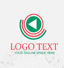 Media Logo ionic app theme
