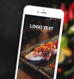 Food Splash-ionic app theme