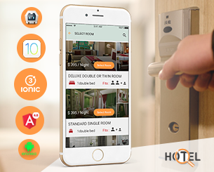 Look 4 Hotels ionic app theme