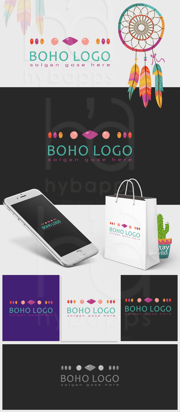 Fashion Logo-ionic app theme