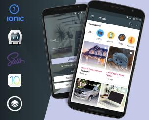 Aest Ads-ionic app theme