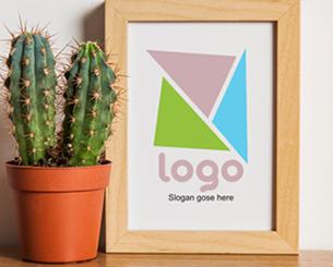 Interior design logo-ionic app theme