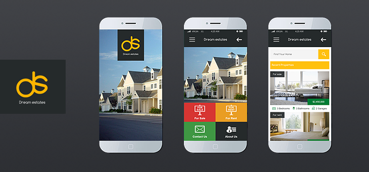 Dream Estates-ionic app theme