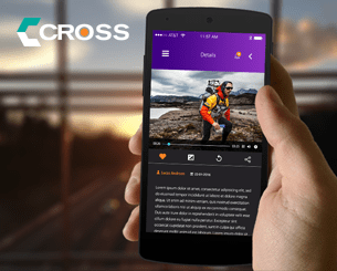 Cross-ionic app theme
