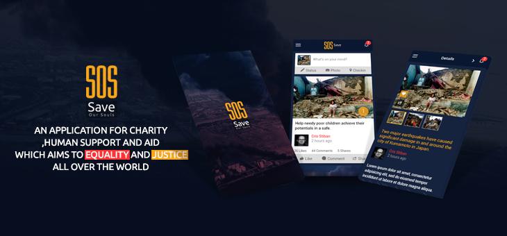 SOS-ionic app theme