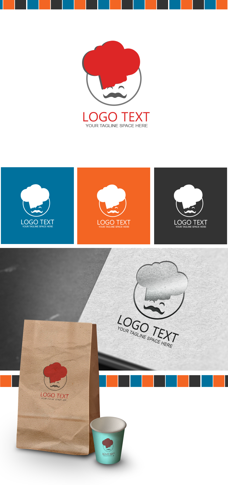 Food Logo-ionic app theme