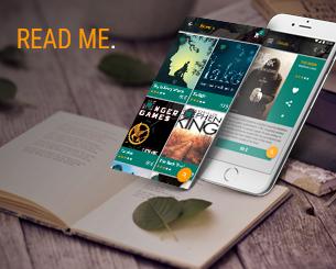 Read Me ionic app theme