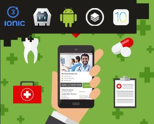 Medical Team-ionic app theme