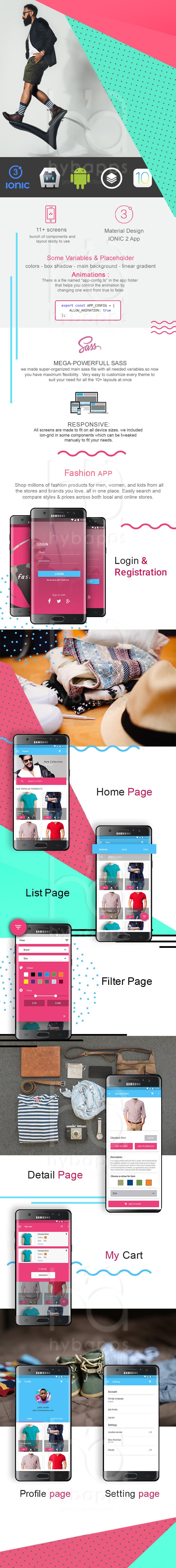 Fashion v2-ionic app theme