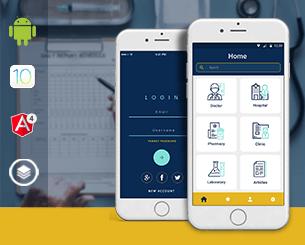 MedPlus ionic app theme